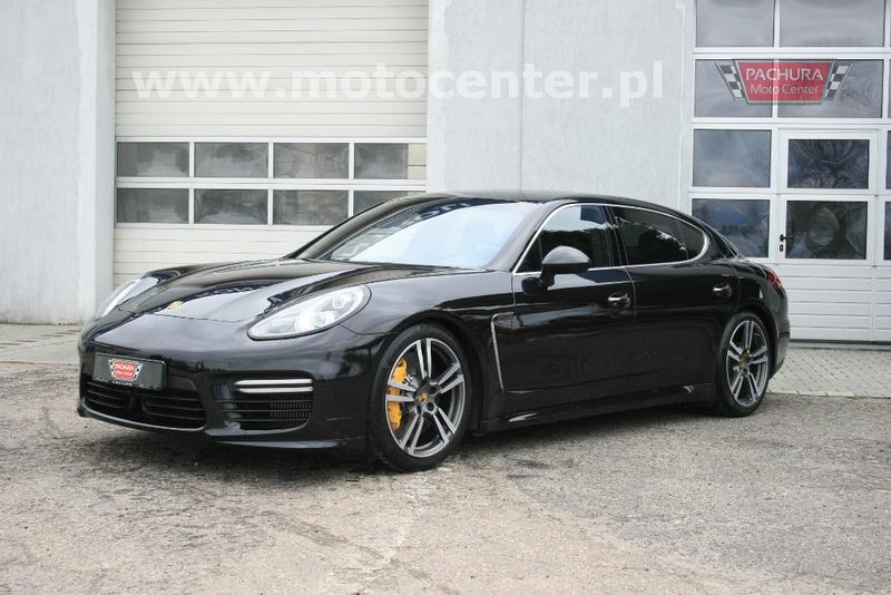 Porsche Panamera Turbo Techart 600 Km 830 Nm Limuzyny