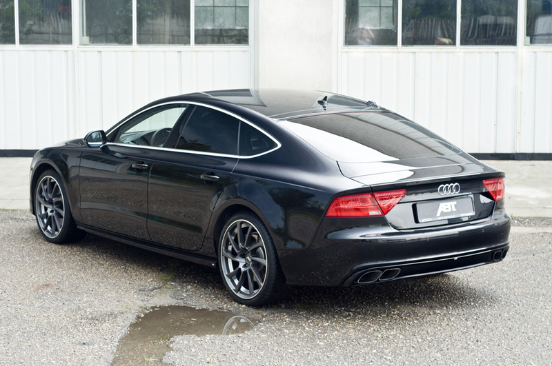 tuning audi a7 3 0 tdi limuzyny projekty moto center. Black Bedroom Furniture Sets. Home Design Ideas